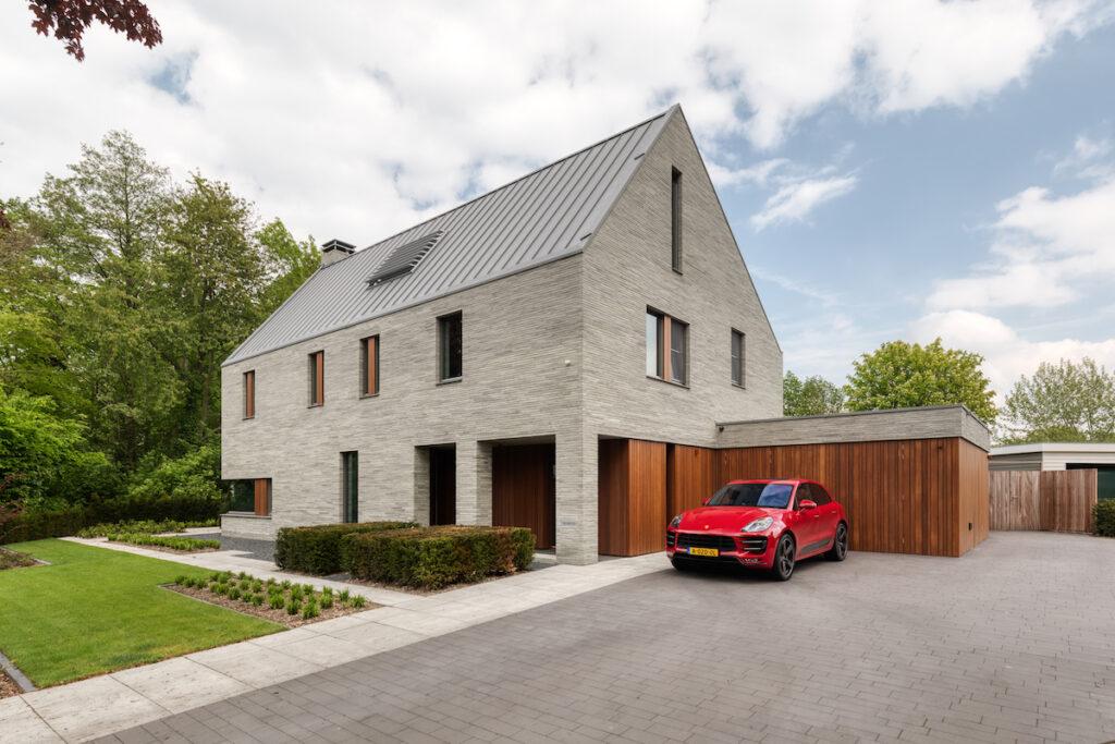 Moderne woning in Geldermalsen - buitenzijde